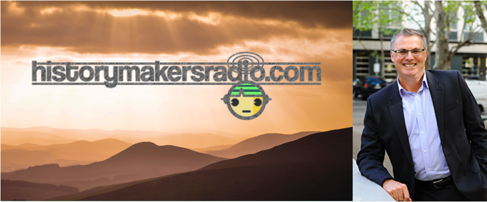Glenn William's interview – History Makers Radio