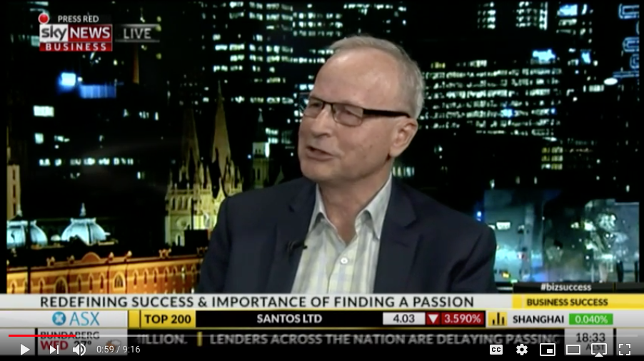 John Sikkema's interview – Sky News Business